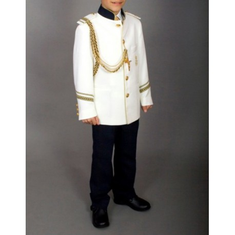 Traje marinero comunion blanco